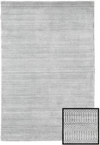 Bambu Grass - Grå Matta 120X180 Modern Ljusgrå/Beige (Ull/Bambusilke, Turkiet)