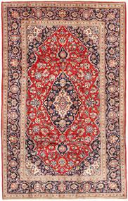 Keshan Matta 198X316 Äkta Orientalisk Handknuten Roströd/Beige (Ull, Persien/Iran)