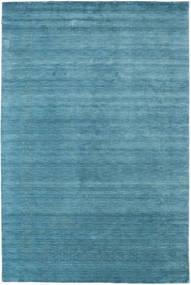 Loribaf Loom Beta - Ljusblå Matta 290X390 Modern Blå/Turkosblå Stor (Ull, Indien)
