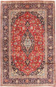 Keshan Matta 192X310 Äkta Orientalisk Handknuten Roströd/Brun (Ull, Persien/Iran)