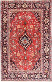 Keshan Matta 193X310 Äkta Orientalisk Handknuten Brun/Mörklila (Ull, Persien/Iran)
