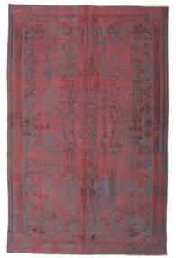 Colored Vintage Matta 169X260 Äkta Modern Handknuten Lila/Mörkbrun (Ull, Turkiet)