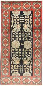 Tabriz Matta 100X207 Äkta Orientalisk Handknuten (Ull, Persien/Iran)