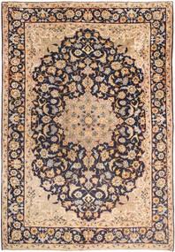 Najafabad Matta 255X365 Äkta Orientalisk Handknuten Mörkgrå/Brun Stor (Ull, Persien/Iran)