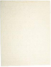Soho Soft - Cream Matta 300X400 Modern Beige/Vit/Cremefärgad Stor (Ull, Indien)