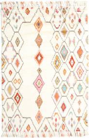 Hulda Matta 160X230 Äkta Modern Handknuten Beige (Ull, Indien)