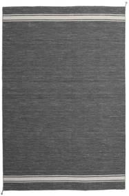 Ernst - Mörkgrå/Ljusbeige Matta 250X350 Äkta Modern Handvävd Mörkgrå/Mörkbrun Stor (Ull, Indien)