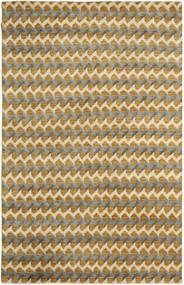 Sandnes Matta 180X270 Äkta Modern Handknuten Ljusbrun/Beige (Ull, Indien)