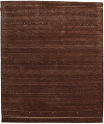 Gabbeh Indisk Matta 255X301 Äkta Modern Handknuten Mörkröd/Mörkbrun Stor (Ull, Indien)