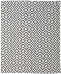 Torun - Grå/Neutral Matta 250X300 Äkta Modern Handvävd Mörkgrå/Mörkbeige Stor (Bomull, Indien)