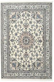 Nain Matta 168X250 Äkta Orientalisk Handknuten Mörkgrå/Beige (Ull, Persien/Iran)