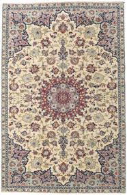 Najafabad Patina Matta 215X330 Äkta Orientalisk Handknuten Ljusgrå/Beige (Ull, Persien/Iran)