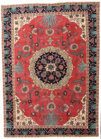 Ardebil Patina Matta 232X315 Äkta Orientalisk Handknuten Roströd/Mörkröd (Ull, Persien/Iran)