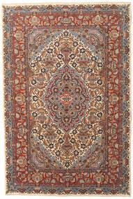 Kashmar Patina Matta 195X290 Äkta Orientalisk Handknuten Mörkbrun/Mörkgrå (Ull, Persien/Iran)