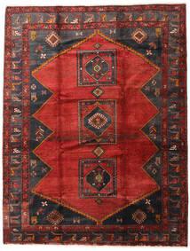Klardasht Matta 230X300 Äkta Orientalisk Handknuten Mörkröd/Mörkbrun (Ull, Persien/Iran)