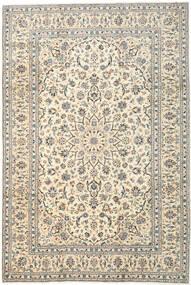 Keshan Matta 260X353 Äkta Orientalisk Handknuten Ljusgrå/Beige Stor (Ull, Persien/Iran)