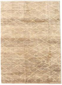 Loribaft Persisk Matta 173X235 Äkta Modern Handknuten Beige/Ljusbrun (Ull, Persien/Iran)