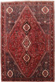 Ghashghai Matta 189X278 Äkta Orientalisk Handknuten Mörkröd/Mörkbrun (Ull, Persien/Iran)