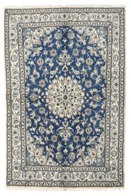 Nain Matta 170X230 Äkta Orientalisk Handknuten Ljusgrå/Beige (Ull, Persien/Iran)