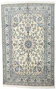 Nain Matta 170X230 Äkta Orientalisk Handknuten Beige/Ljusgrå (Ull, Persien/Iran)