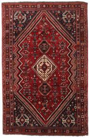Ghashghai Matta 178X272 Äkta Orientalisk Handknuten Mörkröd/Mörkbrun (Ull, Persien/Iran)