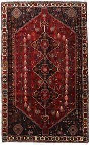Ghashghai Matta 169X273 Äkta Orientalisk Handknuten Mörkröd (Ull, Persien/Iran)
