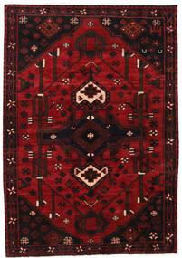 Lori Matta 173X252 Äkta Orientalisk Handknuten Mörkbrun/Röd (Ull, Persien/Iran)