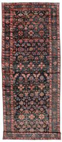 Sautchbulag 1920-1940 Matta 230X620 Äkta Orientalisk Handknuten Hallmatta Svart/Mörkröd (Ull, Persien/Iran)