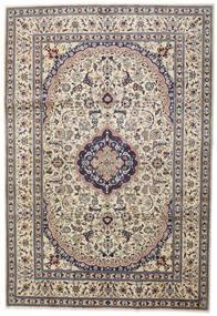 Nain Matta 242X351 Äkta Orientalisk Handknuten Ljusgrå/Beige (Ull, Persien/Iran)