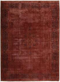 Vintage Heritage Matta 297X410 Äkta Modern Handknuten Mörkröd Stor (Ull, Persien/Iran)