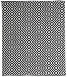 Torun - Svart/Neutral Matta 250X300 Äkta Modern Handvävd Mörkgrå/Ljusgrå Stor (Bomull, Indien)