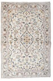 Keshan Matta 97X150 Äkta Orientalisk Handknuten Ljusgrå/Beige (Ull, Persien/Iran)
