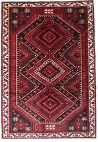 Lori Matta 171X249 Äkta Orientalisk Handknuten Mörkröd/Mörkbrun (Ull, Persien/Iran)