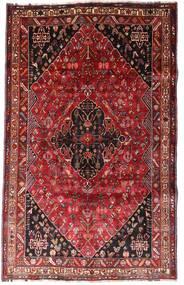 Ghashghai Matta 174X277 Äkta Orientalisk Handknuten Mörkröd/Mörkbrun (Ull, Persien/Iran)