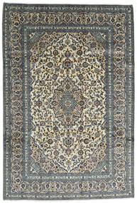 Keshan Matta 242X355 Äkta Orientalisk Handknuten Mörkgrå/Ljusgrå (Ull, Persien/Iran)