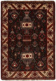 Ghashghai Matta 118X167 Äkta Orientalisk Handknuten Mörkbrun (Ull, Persien/Iran)