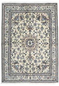 Nain Matta 166X235 Äkta Orientalisk Handknuten Mörkgrå/Ljusgrå (Ull, Persien/Iran)