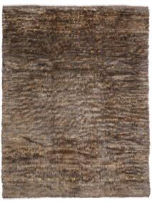 Moroccan Berber - Afghanistan Matta 234X300 Äkta Modern Handknuten Brun/Mörkbrun (Ull, Afghanistan)