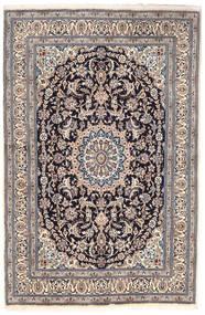 Nain Matta 163X249 Äkta Orientalisk Handknuten Ljusgrå/Mörkgrå (Ull, Persien/Iran)