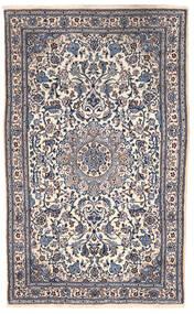 Nain Matta 151X255 Äkta Orientalisk Handknuten Mörkgrå/Beige (Ull, Persien/Iran)