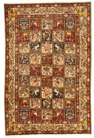 Bakhtiar Collectible Matta 207X303 Äkta Orientalisk Handknuten Brun/Beige (Ull, Persien/Iran)