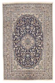 Nain Matta 173X268 Äkta Orientalisk Handknuten Ljusgrå/Beige (Ull, Persien/Iran)