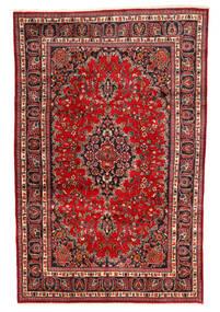 Mashad Matta 190X295 Äkta Orientalisk Handknuten (Ull, Persien/Iran)