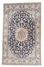 Nain Matta 161X259 Äkta Orientalisk Handknuten Ljusgrå/Beige (Ull, Persien/Iran)