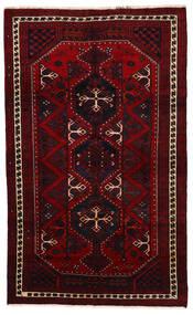 Lori Matta 174X282 Äkta Orientalisk Handknuten Mörkröd (Ull, Persien/Iran)
