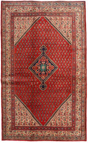 Sarough Mir Matta 128X210 Äkta Orientalisk Handknuten (Ull, Persien/Iran)