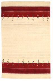 Loribaf Loom Matta 153X241 Äkta Modern Handknuten Mörkbeige/Beige (Ull, Indien)