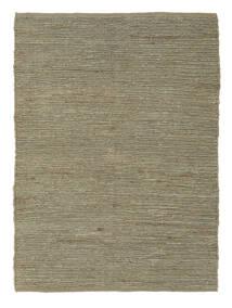 Utomhusmatta Soxbo - Greige Matta 120X170 Äkta Modern Handvävd Mörkbrun/Vit/Cremefärgad (Jutematta Indien)