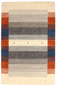 Loribaf Loom Matta 196X300 Äkta Modern Handknuten Beige/Mörkgrå/Ljusgrå (Ull, Indien)