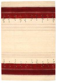 Loribaf Loom Matta 208X306 Äkta Modern Handknuten Mörkbeige/Ljusbrun (Ull, Indien)